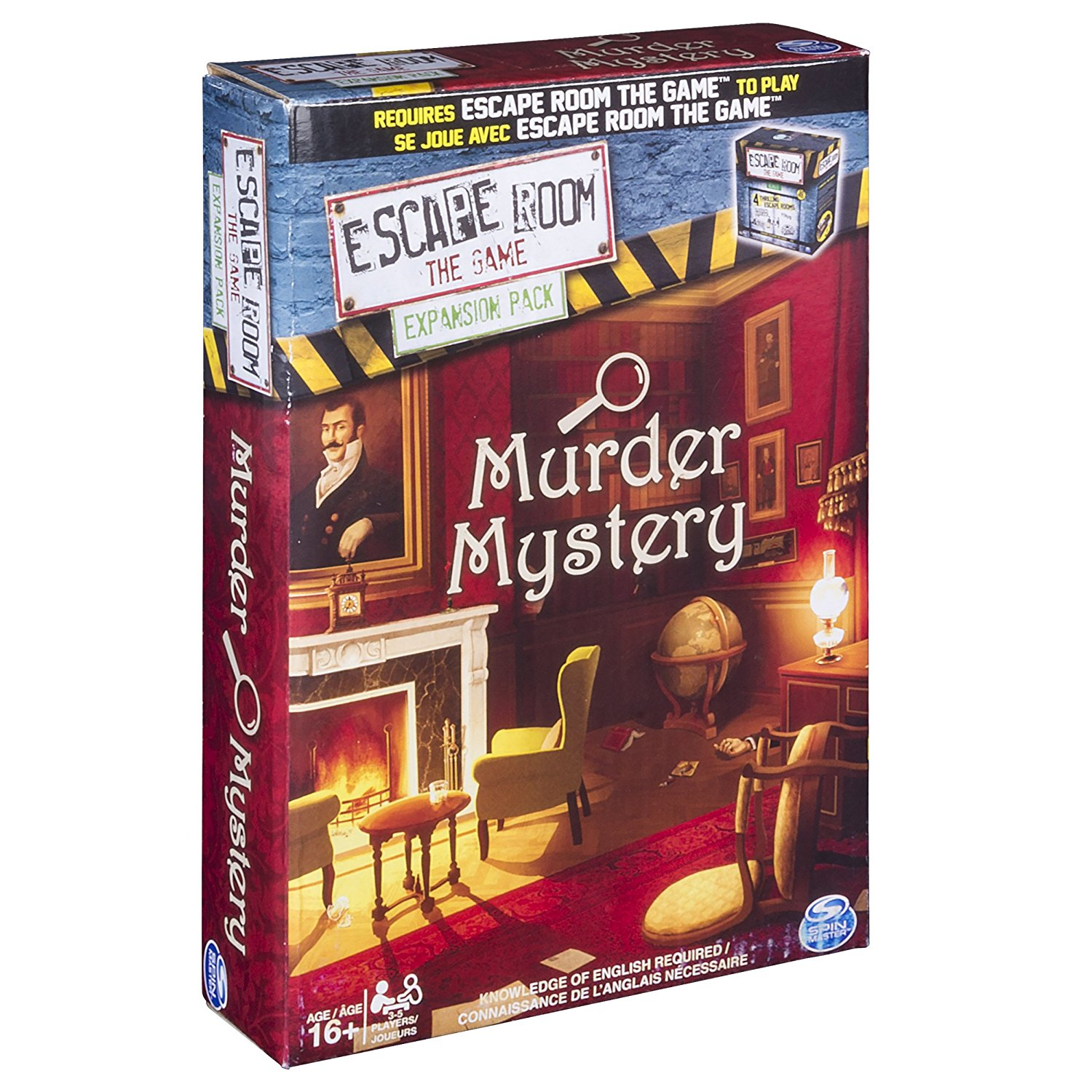 Murder Mystery Room Escape Games