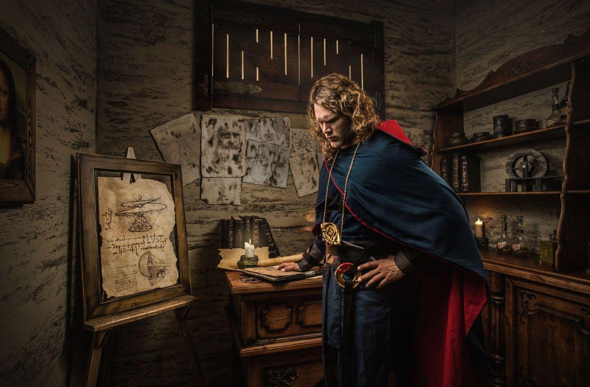 Quest Room Da Vinci S Challenge Escape The Review