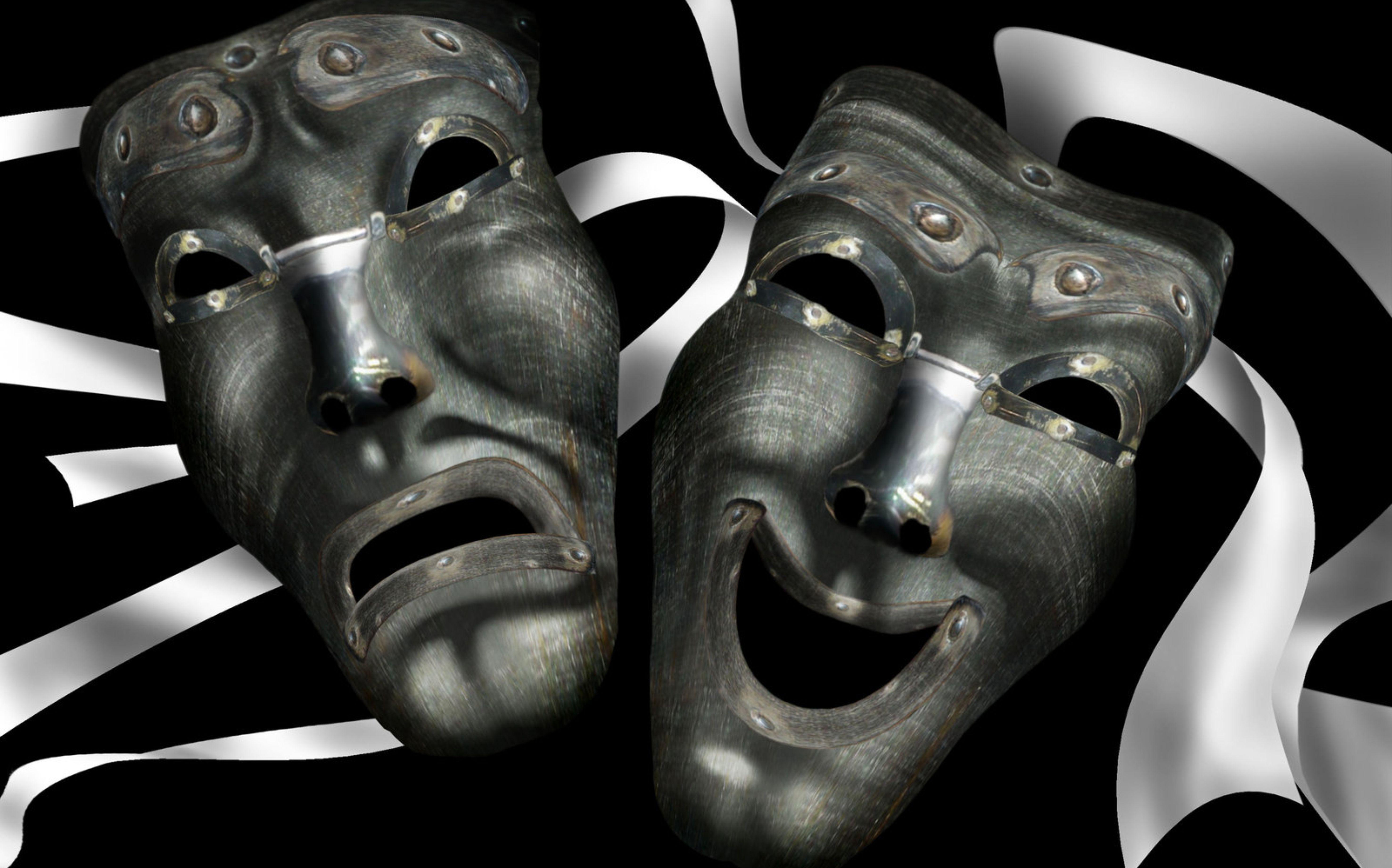 две маски картинки что заинтересовавшийся, думаю